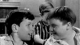 JERRY MATHERS, ROBERT RUSTY STEVENS