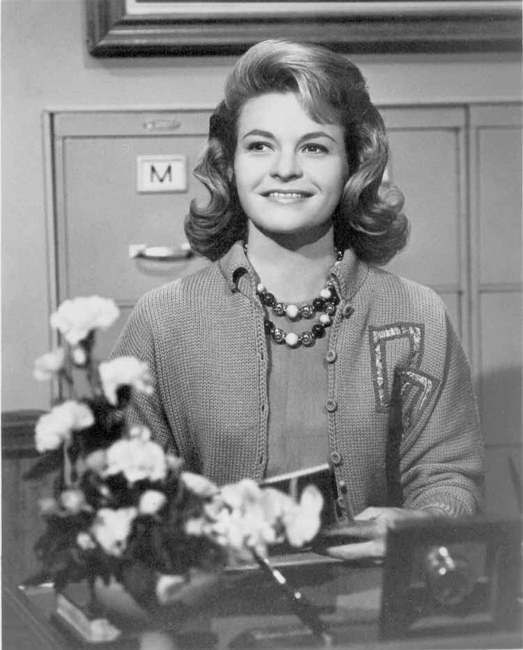 Connie Nelson as Miss Edwards