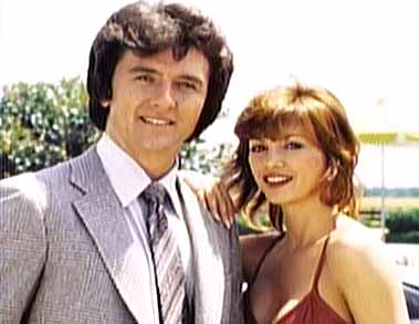 Bobby and Pam (Patrick Duffy and Victoria Principal)