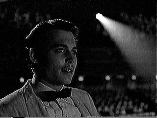 Johnny Depp as Ed Wood